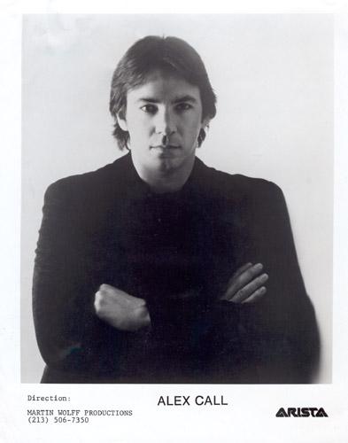 Alex Call 1983