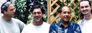 Viva Brasil 2000: Buenz, Silva, Amaral, Buffington